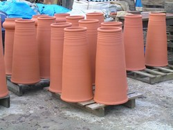 New pots for Munstead Wood, Godalming by Lutyens