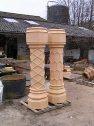 7ft tall pots for Pembroke Lodge